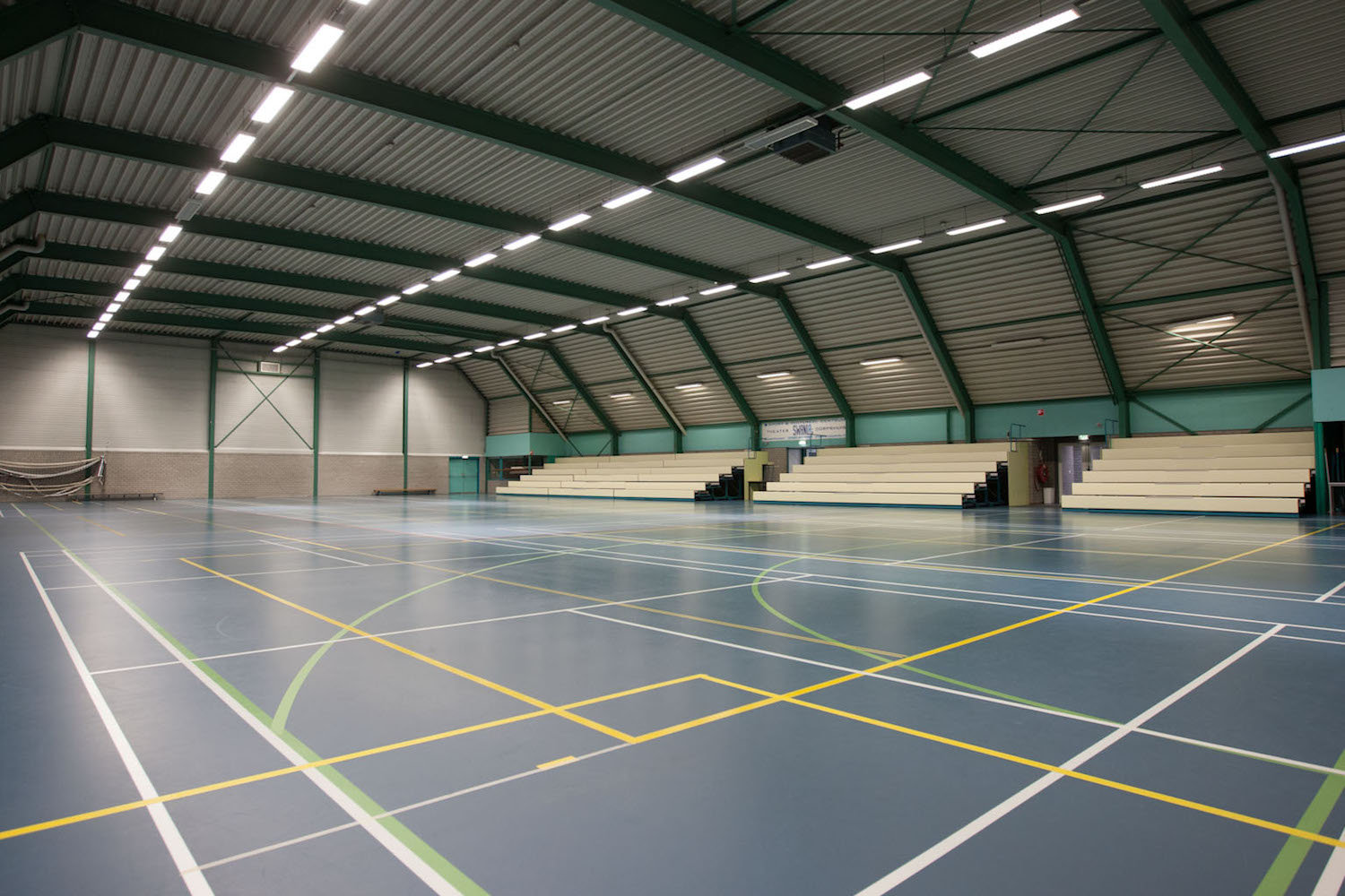 GROTE SPORTZAAL