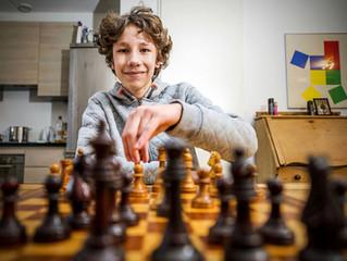 Nieuws uit schaakland