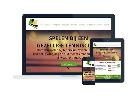 Tennisclubzevenhuizen.nl