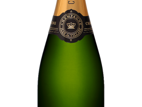 Champagne campagne: Knallend het jaar uit🍾💥