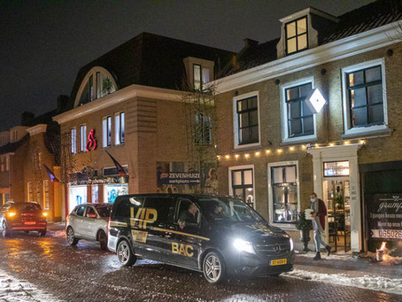 LC Zevenhuizen organiseert drie dinner drives op rij