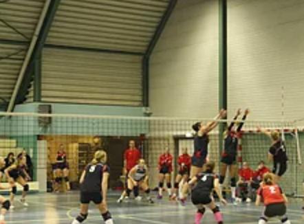 Sterke competitie start dames Nesselande