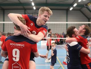 ZVH Volleybal is kampioen!
