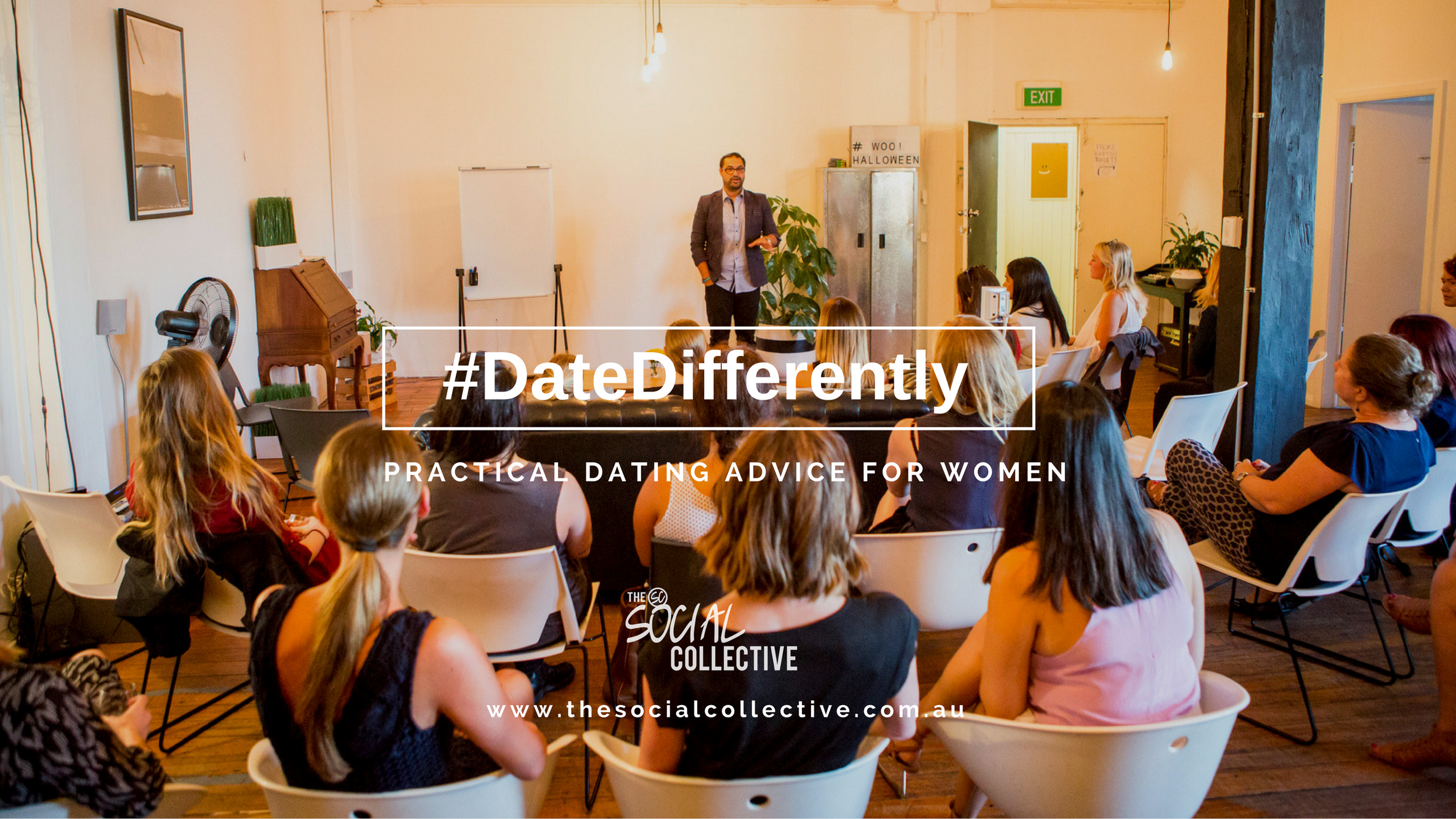 dating workshops sydney