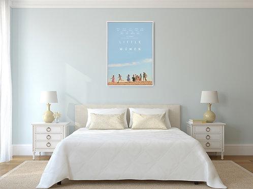 Little Women Framed Poster
