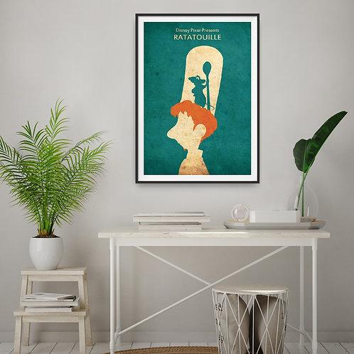 Ratatouille Framed Poster