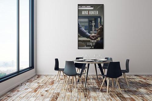 Mindhunter Framed Poster