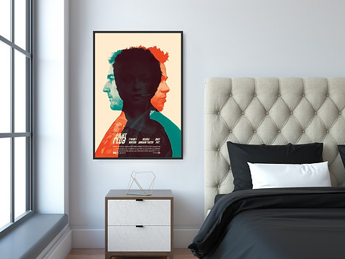 Fight Club Framed Poster
