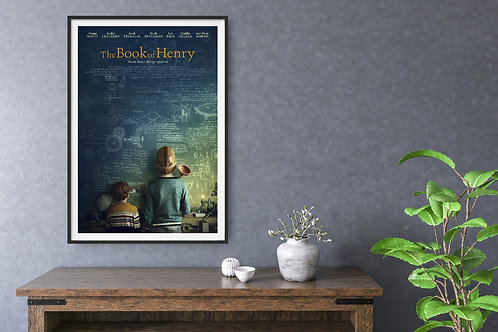 The Book of Henry Framed Poster