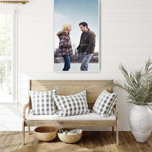Manchester by the Sea Framed Poster