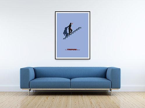 The Truman Show Framed Poster