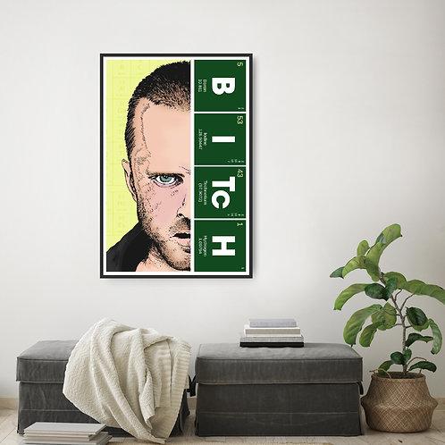 Breaking Bad Framed Poster