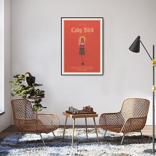 Lady Bird Framed Poster