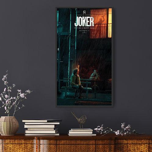Joker Framed Poster