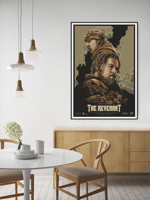 The Revenant Framed Poster
