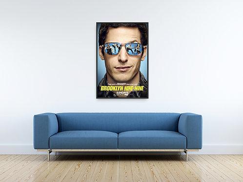 Brooklyn Nine-Nine Framed Poster
