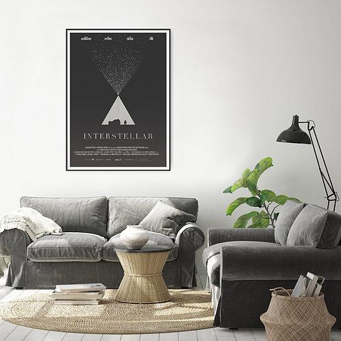 Interstellar Framed Poster