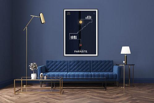 Parasite Framed Poster