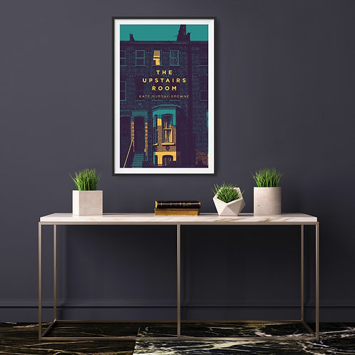 The Upstairs Room Framed Poster