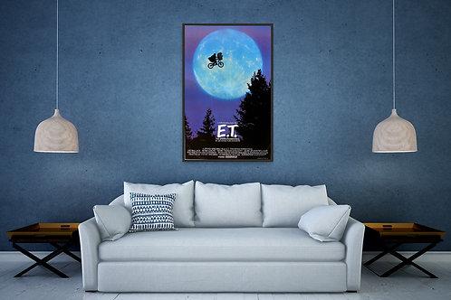 E.T. the Extra-Terrestrial Framed Poster