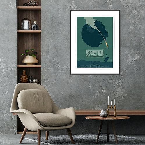Empire of the Sun Framed Poster