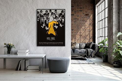Kill Bill Framed Poster