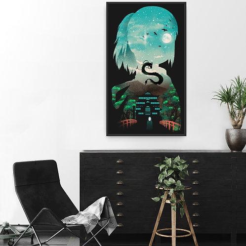 Spirited Away Framed Poster