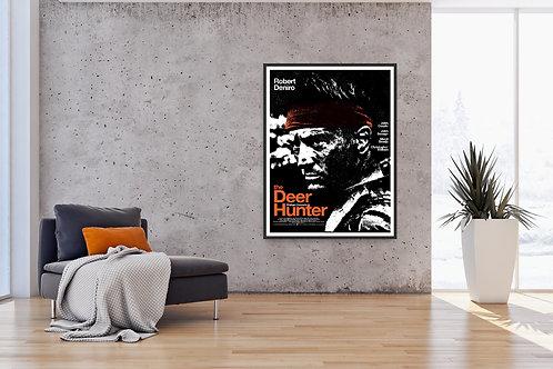 The Deer Hunter Framed Poster