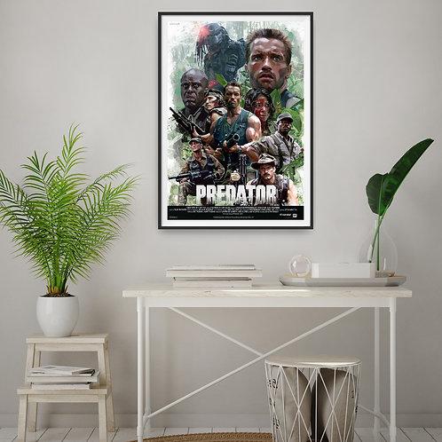 Predator Framed Poster