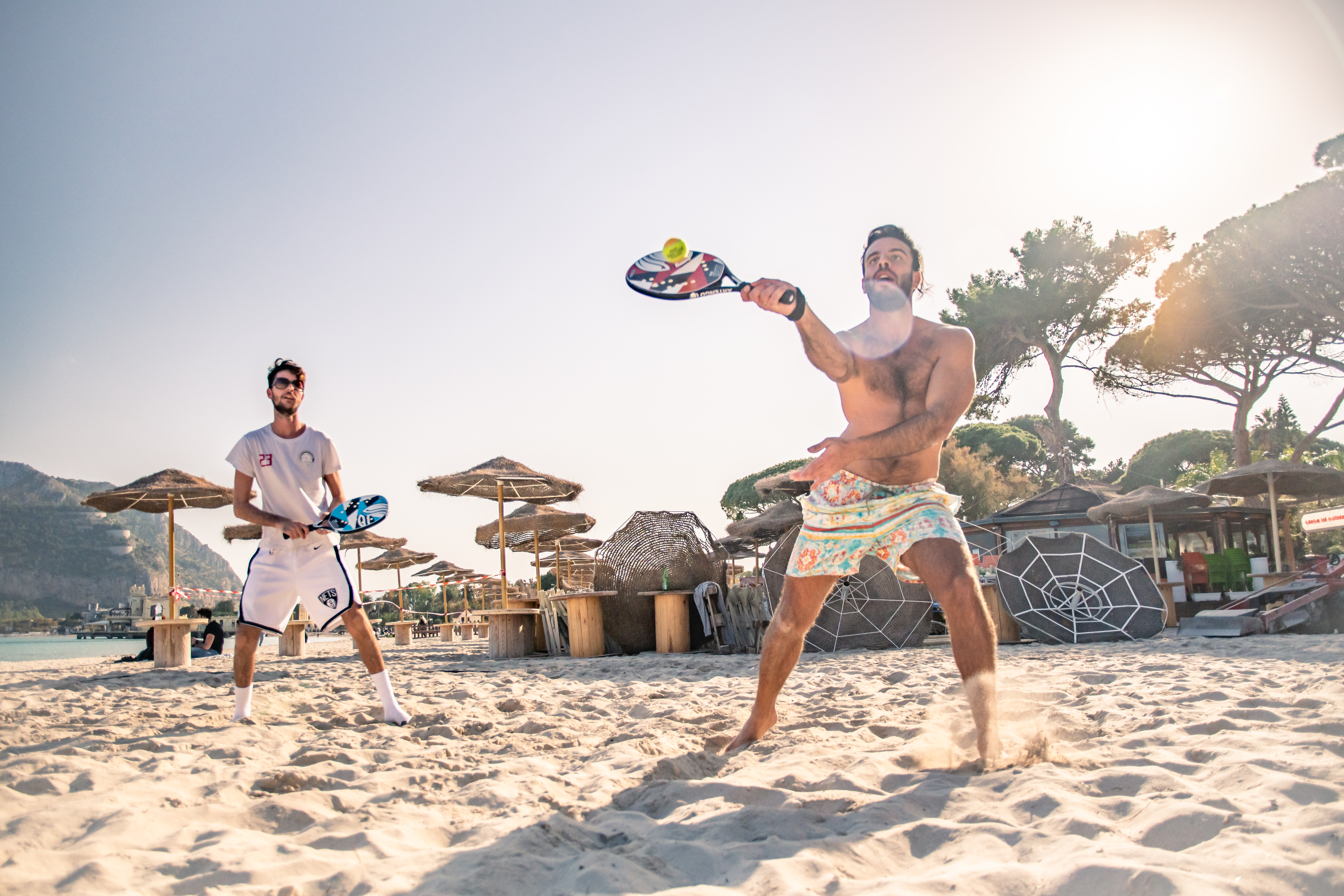 Beach Tennis a Palermo
