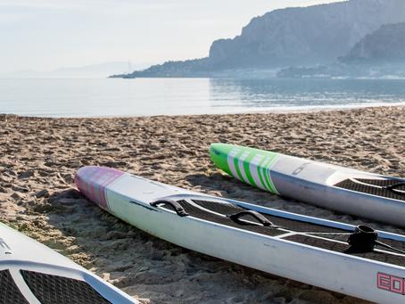 Sapevi che il SUP può essere praticato come sport? Ecco il mondo del Sup-Race!