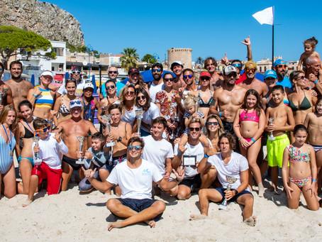 Un'altra fantastica giornata di sport a Palermo: Ombelico del Mondo Sup Race 2019