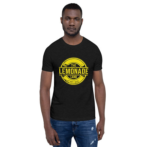 Classic Lemonade Land Short-Sleeve Unisex T-Shirt