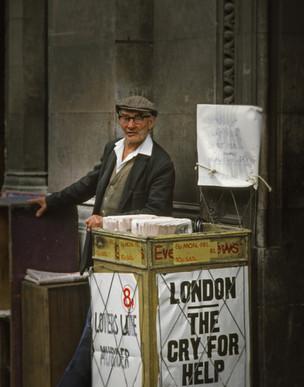 London News Boy