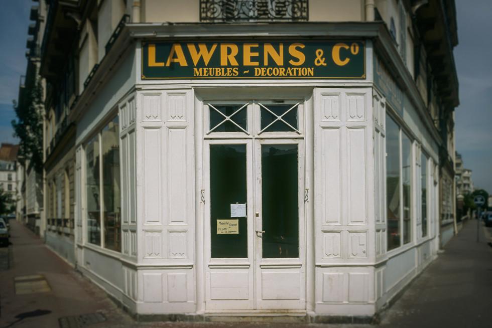 Lawrens & Co, Paris