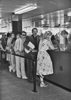 The Cashier's Line