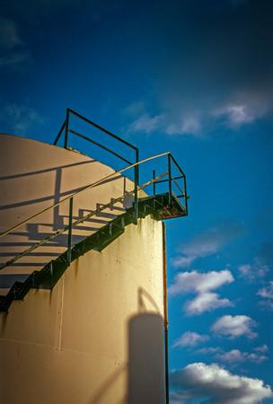 Oil Tank, SI NY