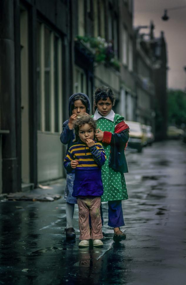 Three Girls, Amsterdam