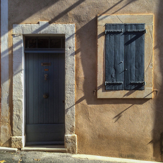 Door- Rousilion