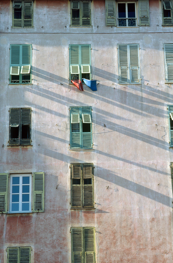 Apartment Shutters