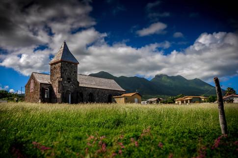Stone Church, St Kitts