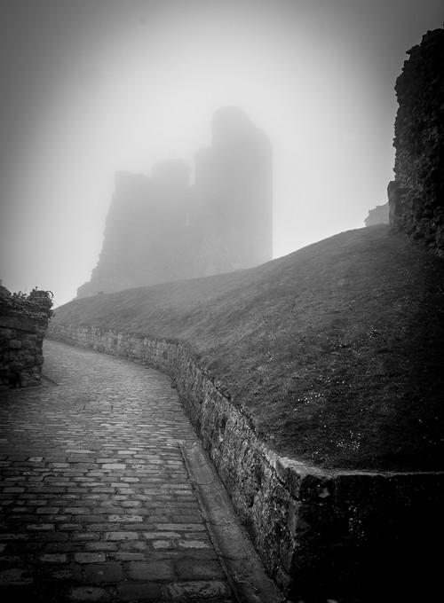 Scarborough Castle – Yorkshire, England