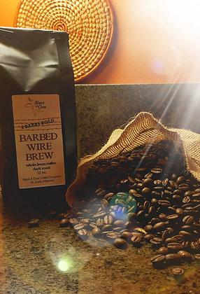 Four Barbs BOLD Whole Bean Coffee