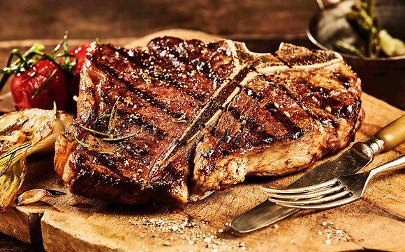 T-Bone Steak (2 per pkg.)