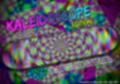 Resurgent Skateboards Kaleidoscope Deck