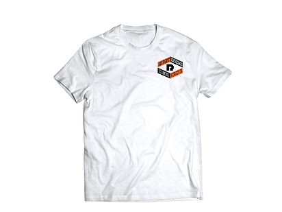 Box Illusion Pocket Tee Template (Small)