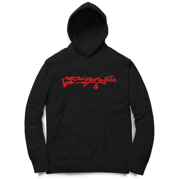 Don't Quit Your Day Dream Hoodie Red.png