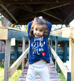 Lifestyle portrait - kids photography