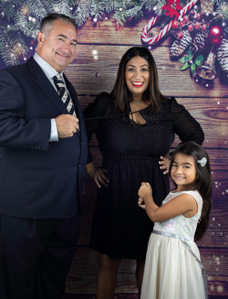 Family Portrait. Holiday session