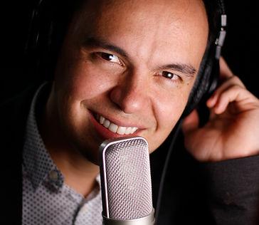 Didier Rojas Locutor @didiervoice